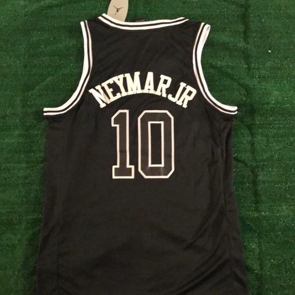 7c2bdac4cd31 Jordan s PSG Neymar Basketball Jersey